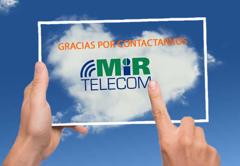 Mir telecom telecomunicaciones