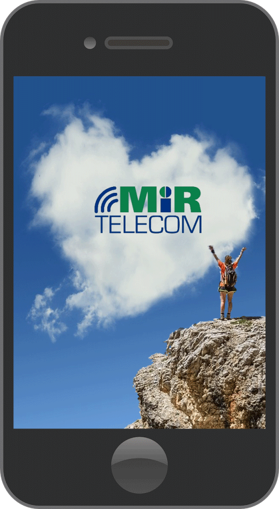 MirTelecom Мобильный оператор в Испании